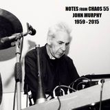 Notes From Chaos: Page 55 - John Murphy (1959 - 2015)
