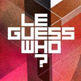 VEGAN LOGIC - LE GUESS WHO? 2 - 18.10.2017