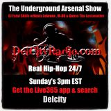The Underground Arsenal Show 4-19-15