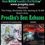 PROGSKY - PROGSKYS BEST RELEASES - I VIAGGI DI MADELEINE AND EIEMEL
