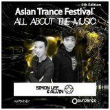 Simon Lee & Alvin - Asian Trance Festival 5th Edition 2016-NOV-5