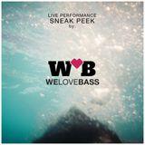 WE LOVE BASS LIVE SNEAK PEEK (unedited)