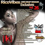 RICOVIBES ONE DROP REGGAE EXCLUSIVES VOL. 26