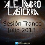 Trance julio 2013 (16/7/13)