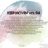 Angel Monroy Presents Keep Movin 94