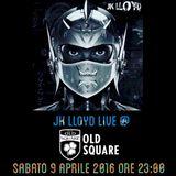 Jk Lloyd Live @ Old Square Cagliari (9.4.2016)