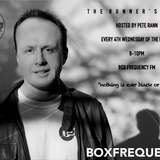 Pete Rann live on Box Frequency FM - August 2015