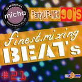 finest.mixing Beats #21 - Partyup-MiX 90's 04-17