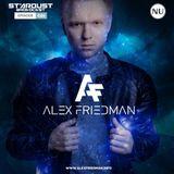 Alex Friedman - Stardust Broadcast 026