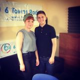 Lucee Clarke chats to Jake Shakeshaft on 6 Towns Radio.
