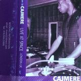 Cajmere @ Space- Bar Rhumba,  London- Fall 1998