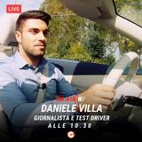 Simone intervista Daniele Villa di Motorionline - #clusterweekend 1 dicembre 2018