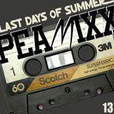 PEAMIXX 13 - Last Days Of Summer (Underground Hip Hop & Rap DJ-Mix, Autumn 2016)