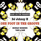 One foot in the groove 24th April By Johnny H
