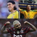 Esportes Cast - Falcão, Gabigol e o convidado especial Lucas Neto