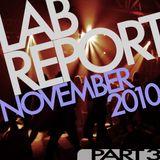 Lab Report November 2010 pt.3