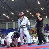 Entrevista al taekwondista Gastón Rujlin
