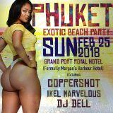 PHUKIT EXOTIC BEACH PARTY HIP HOP PROMO MIX