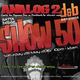 Analog 2 Show 50 - The BIG 50