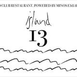 ISLAND VOL 3 BEST 2013 - cocktail & diner music