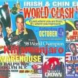 WORLD CLASH 1999: KILLAMANJARO VS. MIGHTY CROWN VS. TONY MATTERHORN TAPE# 1  SIDE A  10/9/1999