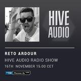 Hive Audio #007 - Reto Ardour