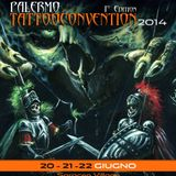 intervista su RADIO TIME di RICKY DI MAURO per la presentazione PALERMO TATTOO CONVENTION edizione 1