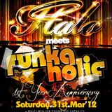 Halo Meets Funkaholic March 2012 (House Mix)