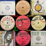 DaBlenda Presents SUB 85 REGGAE 12inch Part 22