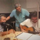 """Entrevista a Alberto """"Tito"""" Gallardo, Julio Krause y Jorge Garrappa, 28-12-15."""