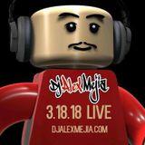 March 21 - 2018 - Mejia Live