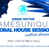 Global House Session Unofficial Afterparty - 19th November with Jamesunique, Unique2rhythm