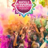 DJ Lady Aïda / Pop Up Yoga  teaser mix : Holi Fusion Festival Eindhoven 2015
