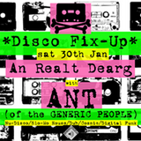 A Disco Fix-Up Vol 2 LIVE DJ set from An Realt Dearg (March 2010)