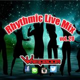 Rhythmic Live Mix  Vol. 20     (2018) (Hip Hop/RnB/Dance)