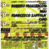 club IMPERIALE 1996 dj Francesco Zappala' voce Francesconi