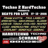 Techno 2 Hardtechno Beats for Life 12/2016