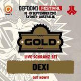 Dexi Live @ Defqon 2015 - Schranz Set.