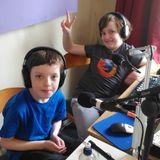 'Kids Talk' - Episode 4 with Oisin Flanagan & Ross Banks