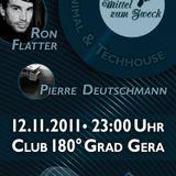 Zeromusic @ Mittel zum Zweck Labelnight - Club 180° Gera 12.11.2011