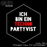 ICH BIN EIN TECHNO PARTYVIST - EUN Records (Compilation mixed by Prompter)