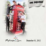 One Direction 2012-12-01 Mohegan Sun Casino, Uncasville, CT