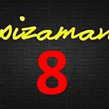 pizaman 2013 Soulful,funky&vocal house mix 8