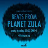 Beats from Planet Zula #3 @ Villa Bota 28.01.13