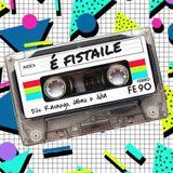 É FISTAILE - Milkshake's (FREE PARTY) Mixtape by Rasnego, Jahnu & Júlia