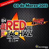 #enREDate con El Tachaz, 03 de Marzo 2015