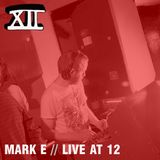 Mark E, live at 12Sundays, March 30th 2008