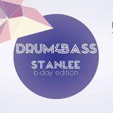 Drum4Bass Promomix  STANLEE B-Day Edition