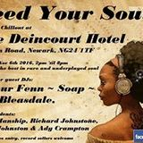 Feed Your Soul 2nd anniversary live pt 2 feat. Pat Bleasdale, Arthur Fenn & Steve Johnston