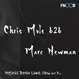Physical Techno Label Show #16 pres  Chris Mole b2b Marc Newman